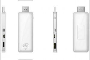 Intel meluncurkan Meegopad T01 sebuah PC berukuran Flashdisk dengan windows 8.1