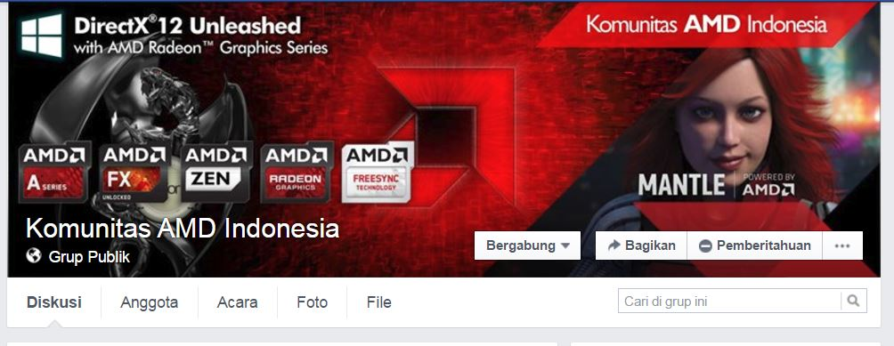 komunitas AMD Indonesia
