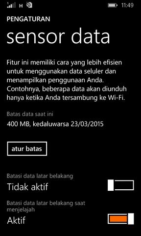 Kelebihan dan kekurangan Windows Phone 6