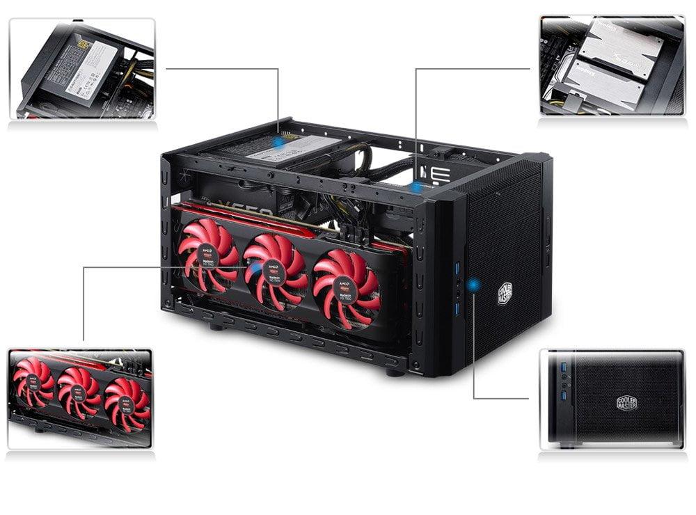 Jenis Casing PC yang Perlu Anda Ketahui Sebelum Membeli Sebuah PC mini itx 2