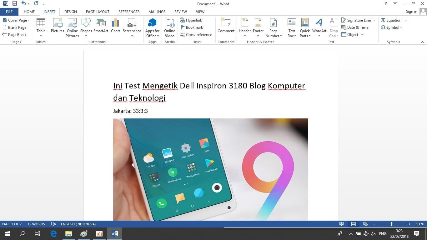 Review Dell Inspiron 3180 Laptop 11 Inch Ringan Untuk Anak ...
